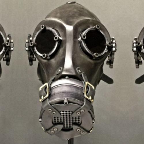 Apocalypse Hardware - Gasmask WAR Black