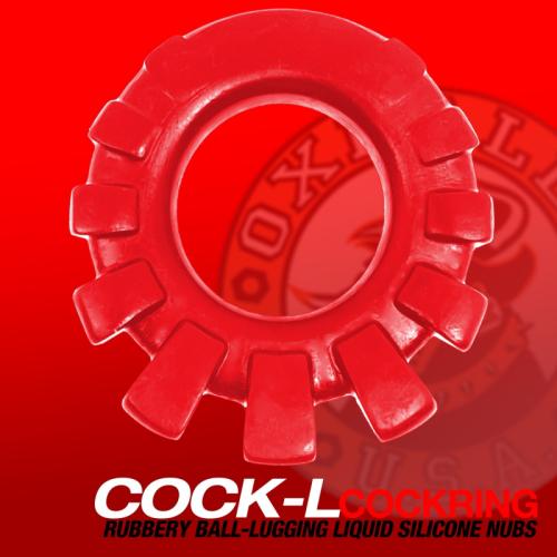 Oxballs COCK-LUG Red